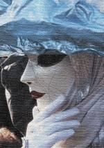 Venezia - Tipica maschera di Carnevale