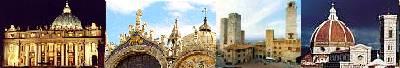 Le città d'arte italiane