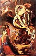 Luca Giordano - Deposizione dalla croce